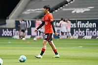 Daichi Kamada (Eintracht Frankfurt)<br /> <br /> - 24.07.2021 Fussball 1. Bundesliga, Saison 21/22, Freundschaftsspiel, SG Eintracht Frankfurt vs. Racing Straßburg, Deutsche Bank Park, emonline, emspor, <br /> <br /> Foto: Marc Schueler/Sportpics.de<br /> Nur für journalistische Zwecke. Only for editorial use. (DFL/DFB REGULATIONS PROHIBIT ANY USE OF PHOTOGRAPHS as IMAGE SEQUENCES and/or QUASI-VIDEO)