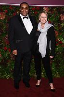 Clive Rowe<br /> arriving for the Evening Standard Theatre Awards 2019, London.<br /> <br /> ©Ash Knotek  D3539 24/11/2019