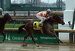 November 28, 2015 Smart Shopping (Robby Albarado) wins the 2nd race at Churchill Downs, a seven furlong race for to year old maiden fillies. Owner Jamm Ltd. (Audrey Otto), trainer Brendan P. Walsh. By Smart Strike x Shop Again (Wild Again.)©Mary M. Meek/ESW/CSM