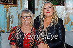 Enjoying the evening in Molly J's on Friday, l to r: Meave Fitzgibbon and Lorraine Feeney