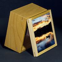 Sample keepsake box.