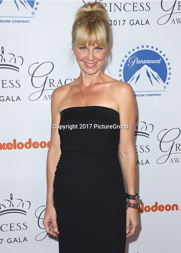LOS ANGELES - OCTOBER 24:  Sirena Irwin at the 2017 Princess Grace Awards Gala Kick Off Event at Paramount Pictures on October 24, 2017 in Los Angeles, California. (Photo by Scott Kirkland/PictureGroup)