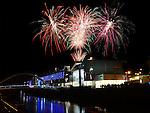 Fireworks @ Scotch Hall 2013