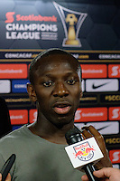 Harrison, NJ - Wednesday Aug. 03, 2016: Shaun Wright-Phillips during a CONCACAF Champions League match between the New York Red Bulls and Antigua at Red Bull Arena.