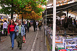 Graf Ignatiev Street Book Market