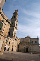 Europe/Italie/La Pouille/Lecce: Place du dome