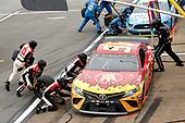 #95: Matt DiBenedetto, Leavine Family Racing, Toyota Camry One Bite