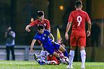 Hong Kong vs Thailand during their Friendly Match at Mong Kok Stadium on October 11 2018 in Hong Kong, Hong Kong. Photo by Marcio Rodrigo Machado / Power Sport Images