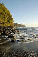 Pololu valley, North Kohala coast, The Big Island of Hawaii