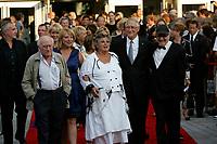 2011 File Photo - World Film Festival Red Carpet, ?, Ginette Reno, Gerald Tremblay, Serge Losique