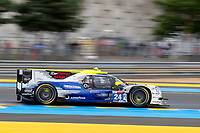 #24 PR1 Motorsports Mathiasen Oreca 07 - Gibson LMP2, Patrick Kelly, Gabriel Aubry, Simon Trummer, 24 Hours of Le Mans , Free Practice 1, Circuit des 24 Heures, Le Mans, Pays da Loire, France
