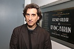Hershey Felder attends the Opening Night of 'Hershey Felder As Irving Berlin' on September 5, 2018 at the 59E59 Theatre in New York City.