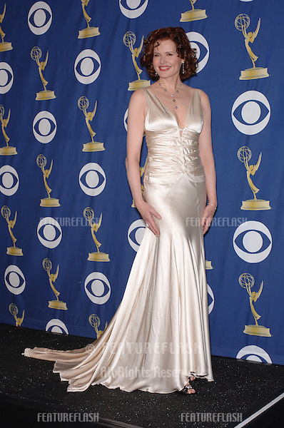 GEENA DAVIS at the 57th Annual Primetime Emmy Awards in Los Angeles..September 18, 2005  Los Angeles, CA..© 2005 Paul Smith / Featureflash