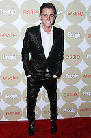 """LOS ANGELES, CA - OCTOBER 09: Singer-songwriter Jesse McCartney arrives at People's """"ONES To Watch"""" Party held at Hinoki & The Bird on October 9, 2013 in Los Angeles, California. (Photo by Xavier Collin/Celebrity Monitor)"""