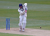 Kent's Zak Crawley bats during Kent CCC vs Yorkshire CCC, LV Insurance County Championship Group 3 Cricket at The Spitfire Ground on 16th April 2021