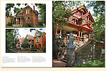 """Historic Denver homes like the Molly Brown House Museum (right). From John's 5th book: """"Denver Colorado: A Photographic Portrait.""""<br /> Private photo tours of Denver by John. Click the above CONTACT button for inquiries. Denver Colorado tours."""