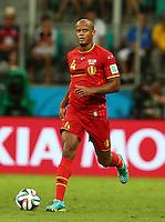 Vincent Kompany of Belgium