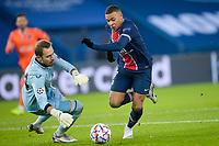 Kylian Mbappe (PSG) vs MERT GUNOK (Istanbul) <br /> Paris  09/12/2020 <br /> Paris Saint Germain PSG - Istanbul Basaksehir<br /> Champions League 2020/2021<br /> Photo JB Autissier / Panoramic / Insidefoto <br /> Italy Only