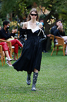 Philosophy di Lorenzo Serafini Spring 2021 Ready-to-Wear collection catwalk fashion show at Milan Fashion Week, Milano, Italy in September 2020.<br /> CAP/GOL<br /> ©GOL/Capital Pictures
