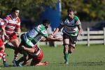 NELSON, NEW ZEALAND -APRIL 17: Tasman Trophy Rugby - Waimea Old Boys v Renwick Saturday 17  April 2021,Jubilee Park ,Nelson New Zealand. (Photo by Evan Barnes Shuttersport Limited)