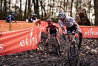 cx world champion Ceylin del Carmen Alvarado (NED/Alpecin-Fenix)<br /> <br /> Jaarmarktcross Niel (BEL) 2020<br />  <br /> ©kramon