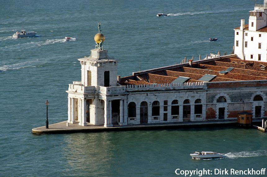 bei Santa Maria della Salute, Venedig,  Venetien, Italien, Unesco-Weltkulturerbe