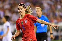 PHILADELPHIA, PA - AUGUST 29: Morgan Brian #6 of the United States during a game between Portugal and USWNT at Lincoln Financial Field on August 29, 2019 in Philadelphia, PA.