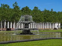 Kurhausplatz, Wiesbaden, Hessen, Deutschland, Europa<br /> Kurhausplatz, Wiesbaden,  Hesse, Germany, Europe