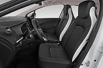 Front seat view of 2020 Renault ZOE Edition-One 5 Door Hatchback Front Seat  car photos