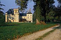 Europe/France/Aquitaine/24/Dordogne/Campagne: Le Château de Campagne -  style médiéval et renaissance
