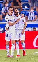 2021.08.14 La Liga Alaves VS Real Madrid