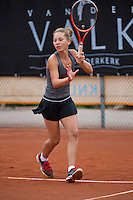 07-08-13, Netherlands, Rotterdam,  TV Victoria, Tennis, NJK 2013, National Junior Tennis Championships 2013, Donnaroza Gouvernante<br /> <br /> <br /> Photo: Henk Koster
