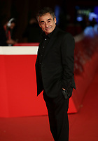 """Actor Eduard Fernandez poses on the 16th International Rome Film Fest (Festa del Cinema di Roma) red carpet for the movie of the film """"Mediterraneo: The Law of The Sea  """" on October 15, 2021 at the Auditorium Parco della Musica in Rome.<br /> UPDATE IMAGES PRESS/Isabella Bonotto"""