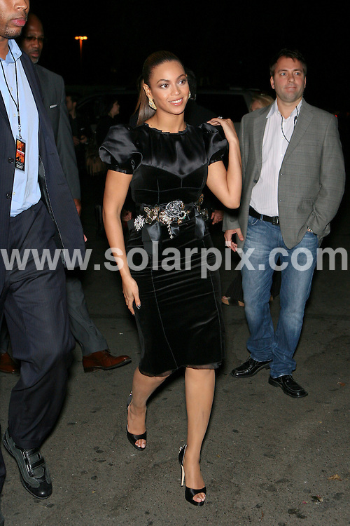 """**ALL ROUND PICTURES FROM SOLARPIX.COM**.**SYNDICATION RIGHTS FOR UK, SPAIN, PORTUGAL, AUSTRALIA, S.AFRICA & DUBAI (U.A.E) ONLY**.arrivals for the after party of """"Cadillac Records"""" premiere in Los Angeles. Held at Les Deux Night Club, Hollywood, California, USA. 24th November 2008..This pic: Beyonce Knowles..JOB REF: 7999 PHZ (Hatcher)   DATE: 24_11_2008.**MUST CREDIT SOLARPIX.COM OR DOUBLE FEE WILL BE CHARGED* *UNDER NO CIRCUMSTANCES IS THIS IMAGE TO BE REPRODUCED FOR ANY ONLINE EDITION WITHOUT PRIOR PERMISSION*"""