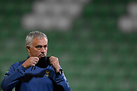 PFC Ludogorets Razgrad v Tottenham Hotspur: Group J - UEFA Europa League RAZGRAD, BULGARIA - NOVEMBER 05: Jose Mourinho head coach of Tottenham Hotspur in action during the UEFA Europa League Group J stage match between PFC Ludogorets Razgrad and Tottenham Hotspur at Ludogorets Arena on November 5, 2020 in Razgrad, BULGARIA Credit: Alex NICODIM/IMAGO PUBLICATIONxNOTxINxROM Copyright: xAlexxNicodimx <br /> Photo Imago/Insidefoto <br /> ITALY ONLY