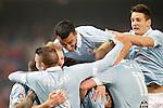 20160127. Spanish King's Cup 2015/2016. Atletico de Madrid v Celta de Vigo.