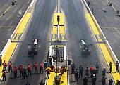 NHRA Mello Yello Drag Racing Series<br /> Route 66 NHRA Nationals<br /> Route 66 Raceway, Joliet, IL USA<br /> Sunday 9 July 2017 Doug Kalitta, Mac Tools, top fuel dragster, Antron Brown<br /> <br /> World Copyright: Mark Rebilas<br /> Rebilas Photo