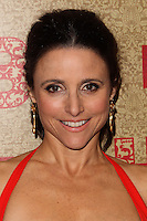 BEVERLY HILLS, CA - JANUARY 12: Julia Louis-Dreyfus at the HBO 71st Annual Golden Globe Awards After Party held at The Beverly Hilton Hotel on January 12, 2014 in Beverly Hills, California. (Photo by Xavier Collin/Celebrity Monitor)