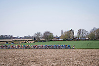 passing an old windwill... we're in The Netherlands after all<br /> <br /> 55th Amstel Gold Race 2021 (1.UWT)<br /> 1 day race from Valkenburg to Berg en Terblijt; raced on closed circuit (NED/217km)<br /> <br /> ©kramon