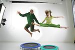 Fashion for St. Patrick's Day. March 8, 2007. (ELLEN JASKOL/ROCKY MOUNTAIN NEWS).***