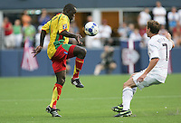 USA defeated Grenada 4-0 during the First Round of the 2009 CONCACAF Gold Cup at Qwest Field in Seattle, Washington on July 4, 2009.