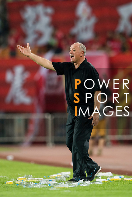 Guangzhou Evergrande (CHN) vs Shanghai SIPG (CHN) during the AFC Champions League 2017 Quarter-Finals match at the Tianhe Stadium on 12 September 2017 in Guangzhou, China. Photo by Marcio Rodrigo Machado / Power Sport Images
