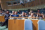 72 General Debate – 22 September <br /> <br /> <br /> <br /> Minister for Foreign Affairs of Icland,  Guðlaugur Þór Þórðarson.<br /> <br /> Delegate