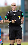 Inverness Caley Thistle v St Johnstone…27.08.16..  Tulloch Stadium  SPFL<br />Referee Steven Finnie<br />Picture by Graeme Hart.<br />Copyright Perthshire Picture Agency<br />Tel: 01738 623350  Mobile: 07990 594431