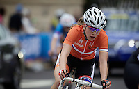 Aafke Soet (NLD)<br /> <br /> Junior Women Road Race<br /> UCI Road World Championships Richmond 2015 / USA