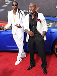 2 Chainz and Tyrese Gibson at The Universal Pictures American Premiere of Fast & Furious 6 held at Universal CityWalk in Universal City, California on May 21,2013                                                                   Copyright 2013 Hollywood Press Agency
