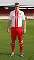 Darren Murphy of Stevenage<br />   Stevenage FC Team Photoshoot - Lamex Stadium, Stevenage - 16th July, 2013<br />  © Kevin Coleman 2013