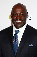 LOS ANGELES - AUG 20:  Christian Okoye at the 21st Annual Harold and Carole Pump Foundation Gala at the Beverly Hilton Hotel on August 20, 2021 in Beverly Hills, CA
