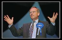 Jeffrey Archer - Pre-Election Rally, Manchester Velodrome - 18th April 1997
