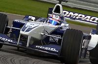 Juan Pablo Montoya (#6 Williams)